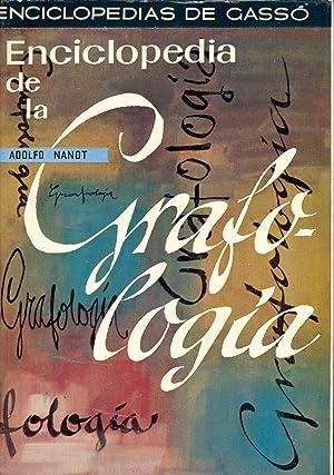 ENCICLOPEDIA DE LA GRAFOLOGIA: Adolfo Nanot