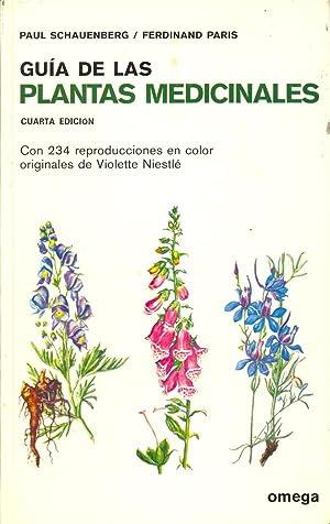 GUIA DE LAS PLANTAS MEDICINALES - CON: Paul Schauenberg -