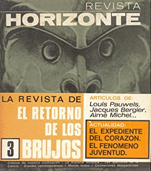 REVISTA HORIZONTE, NUMERO 3 - (EL EXPEDIENTE: Louis Pauwels, Jacques
