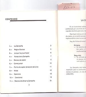 ILLAREQ - METODO PRACTICO DE ZAMPOÑA: Juan Barreto Rubio
