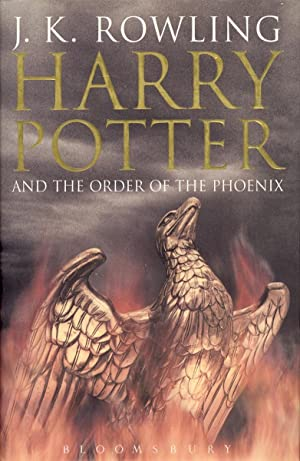 HARRY POTTER - AND THE ORDEN OF: J. R. Rowling