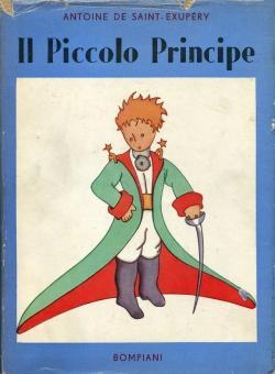 Il Piccolo Principe. Dieci tavole a colori: SAINT-EXUPERY Antoine De