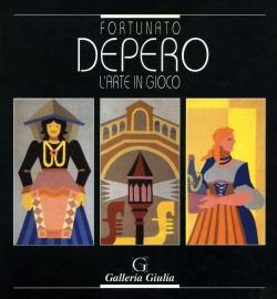 Fortunato Depero. L'arte in gioco. Opere 1916-1953.: Depero - SCUDIERO