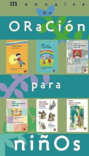 Manuales de oración para niños: Joaquín María García