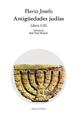 Antigüedades judías (2 volúmenes): Flavio Josefo