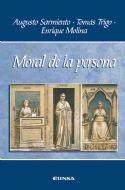 Moral de la persona: A. Sarmiento, T. Trigo y E. Molina