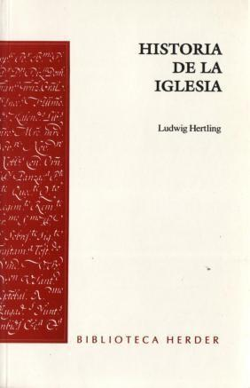 Historia de la Iglesia: Ludwig Hertling