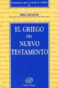 El griego del Nuevo Testamento: Max Zerwick