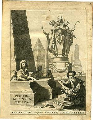 Mensa Isiaca: PIGNORIUS