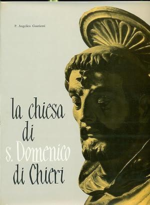 LA CHIESA DI S. DOMENICO DI CHIERI.,: GUARIENTI P. Angelico.,