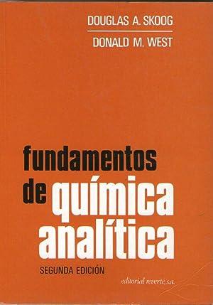FUNDAMENTOS DE QUIMICA ANALITICA: Skoog, Douglas A.