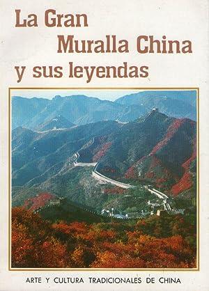 GRAN MURALLA CHINA Y SUS LEYENDAS, LA: Zhewen, Luo y
