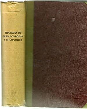 TRATADO DE FARMACOLOGIA Y TERAPEUTICA (TOXICOLOGIA Y: Marfori, Prof. Pío