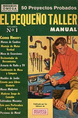PEQUEÑO TALLER, EL VOLUMEN 1 MANUAL. 50