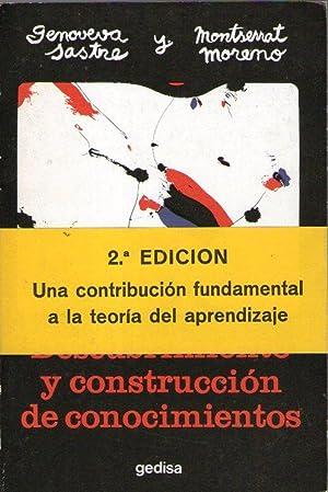 DESCUBRIMIENTO Y CONSTRUCCION DE CONOCIMIENTOS: Sastre, Genoveva y