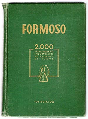 2000 PROCEDIMIENTOS INDUSTRIALES AL ALCANCE DE TODOS: Formoso Permuy, Antonio