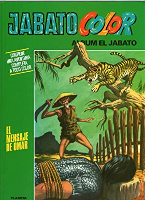 JABATO COLOR - 24: Mora, Víctor