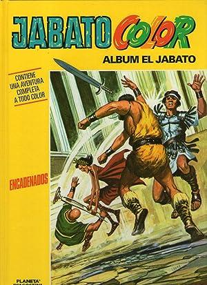 JABATO COLOR - 37: Mora, Víctor