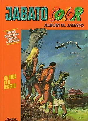 JABATO COLOR - 26: Mora, Víctor