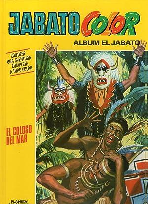 JABATO COLOR - 13: Mora, Víctor
