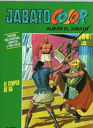 JABATO COLOR - 16: Mora, Víctor