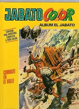 JABATO COLOR - 25: Mora, Víctor