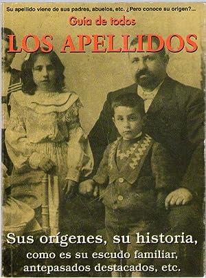 GUIA DE TODOS LOS APELLIDOS: Solís Miranda, José