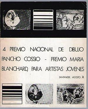 4 PREMIO NACIONAL DE DIBUJO PANCHO COSSIO