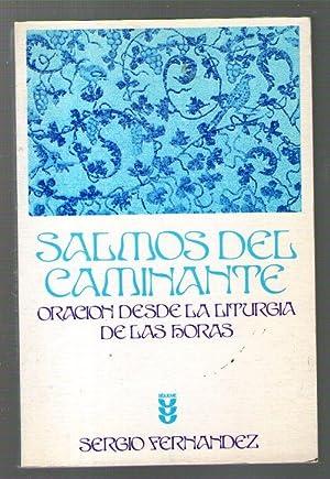 SALMOS DEL CAMINANTE - ORACION DESDE LA: Fernández, Sergio