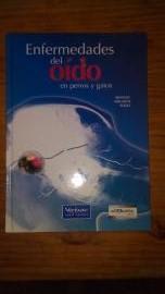 ENFERMEDADES DEL OIDO EN PERROS Y GATOS: Nolasco Fogel, Manzuc
