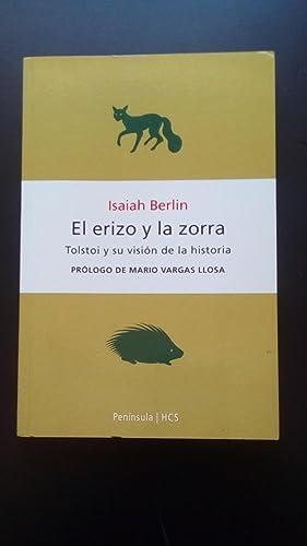 ERIZO Y LA ZORRA, EL - TOLSTOI: Berlin, Isaiah