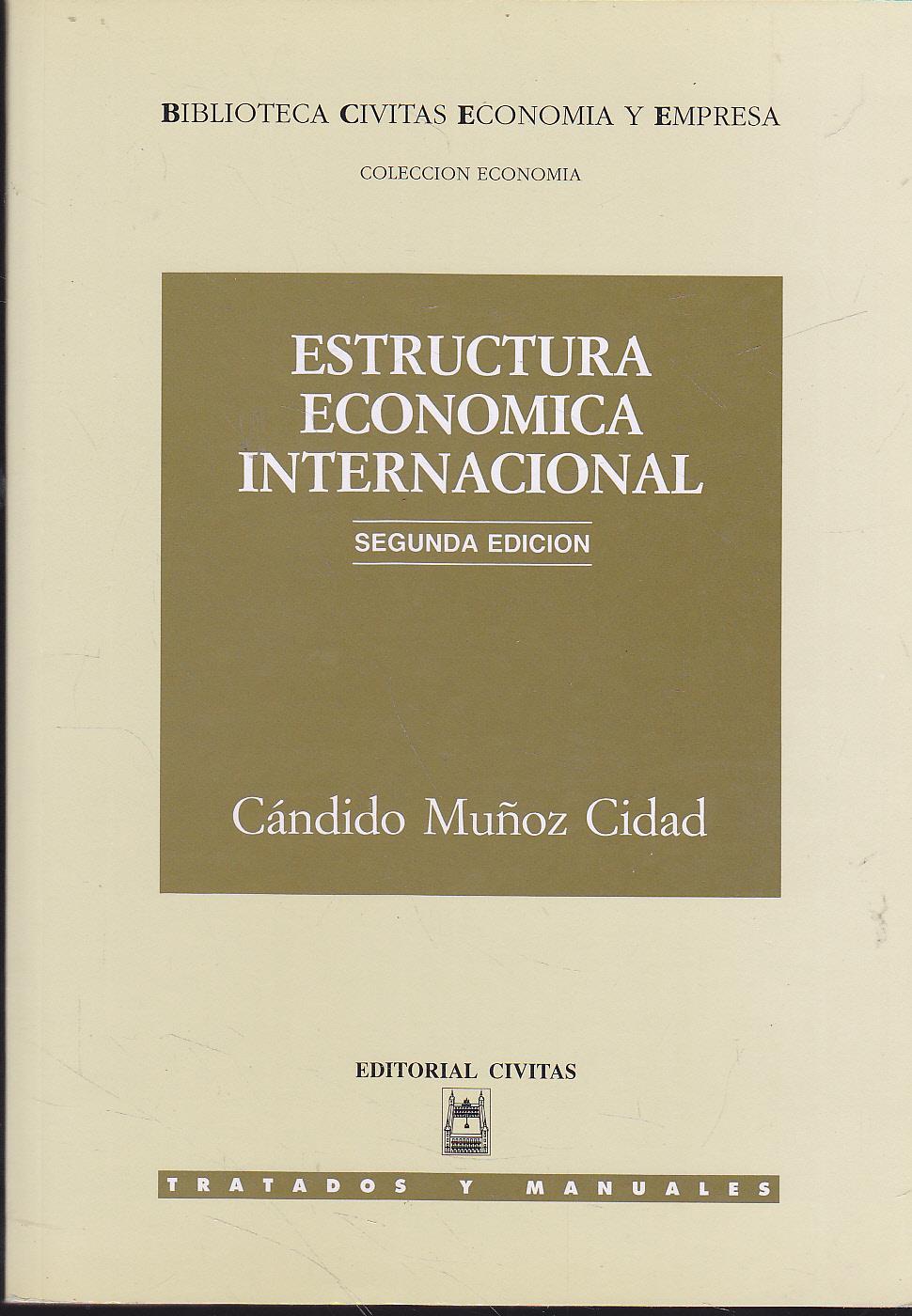 Estructura Economica Internacional 2ªedicion