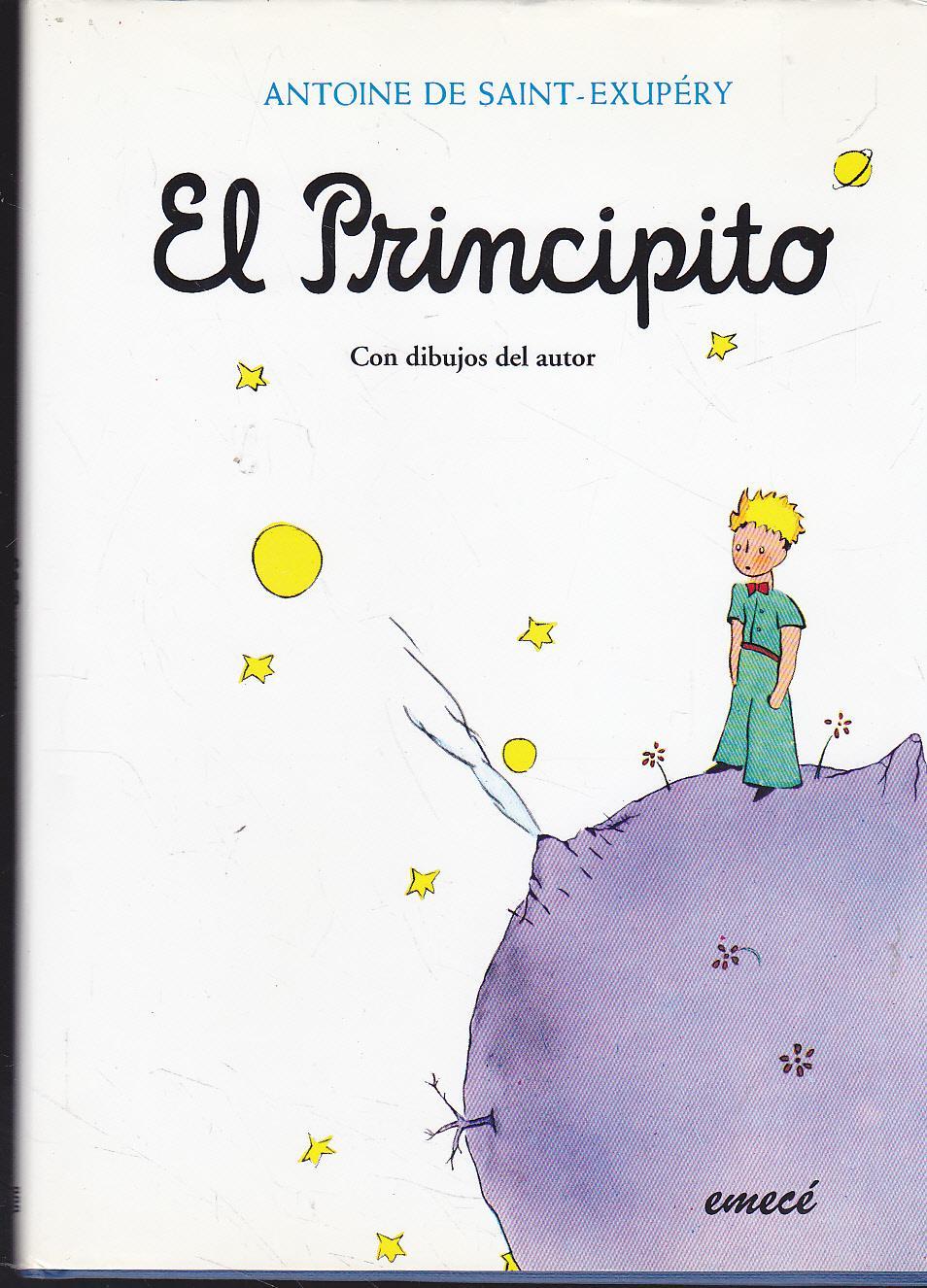 EL PRINCIPITO -Ilustrado con los dibujos del Autor en b/n y color (edición