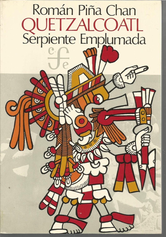 Quetzalcoatl Serpiente Emplumada 1ªedicion Edicion Ilustrada Con