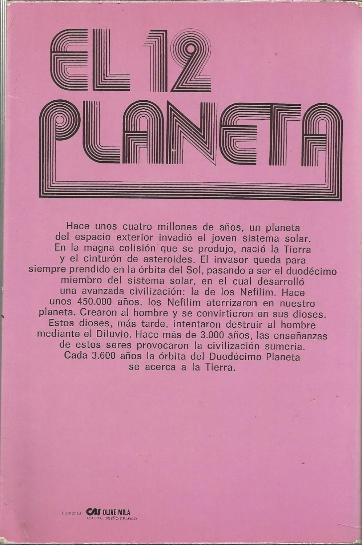 el 12 planeta qu ocurre cuando la orbita del planeta 12 se acerca a la tierra