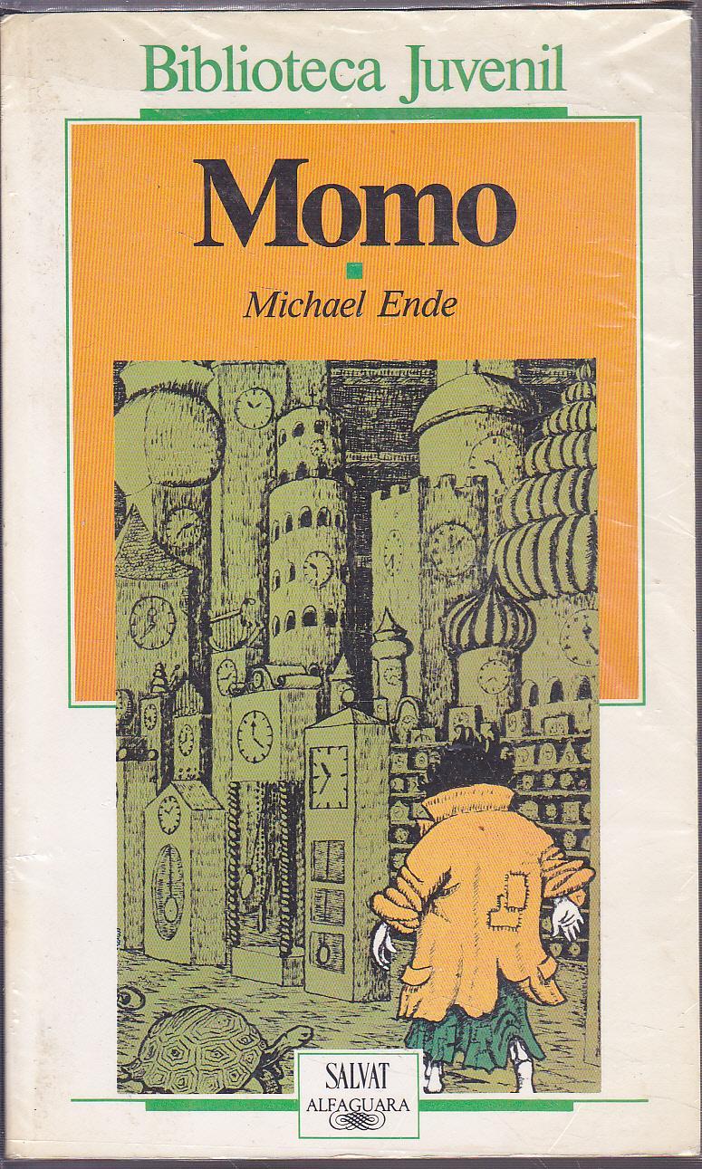 MOMO Biblioteca Juvenil- ILUSTRADO: MICHAEL ENDE