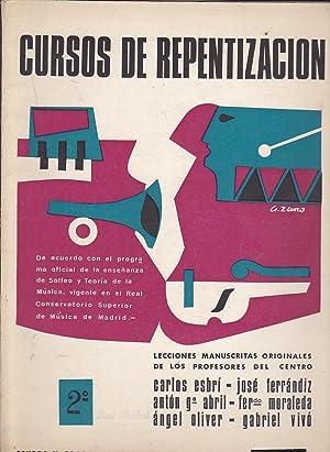 CURSOS DE REPETIZACION 1º/2º/3º (3 TOMOS) De acuerdo con el programa ...
