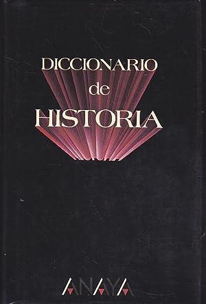 DICCIONARIO DE HISTORIA 1ªEDICION (Ilustraciones y mapas b/n): JOAQUIN PRATS CUEVAS-JOSE ...
