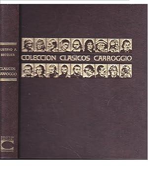 LEYENDAS-NARRACIONES-CARTAS LITERARIAS A UNA MUJER-CARTAS DESDE MI CELDA-RIMAS (Colecc Clá...