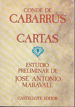CARTAS DEL CONDE CABARRUS Cartas sobre los obstaculos que la naturaleza la opinión y las ...