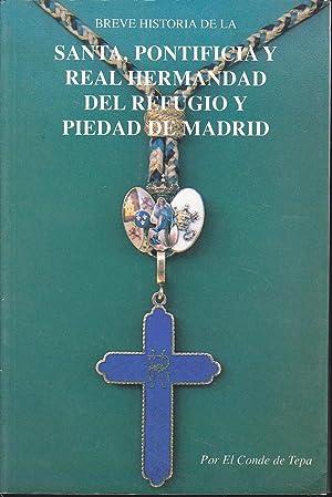 BREVE HISTORIA DE LA SANTA PONTIFICIA Y: JOSE MARIA GULLON