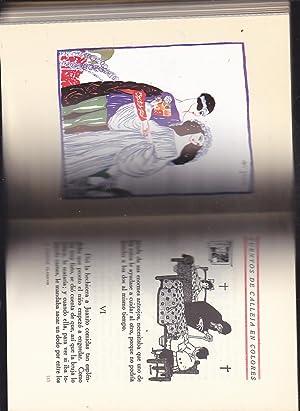 CUENTOS DE CALLEJA EN COLORES Facsimil (colecc Cuentos Clásicos -Erase una vez BIBLIOTECA DE...