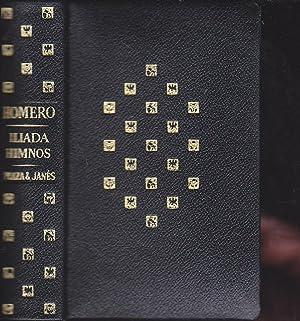 ILIADA HIMNOS 1ªEDICION: HOMERO Trad Luis Segala Estalella