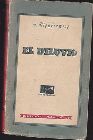 EL DILUVIO (colección Constelación): ENRIQUE SIENKIEWICZ Trad Constantino Láscaris ...