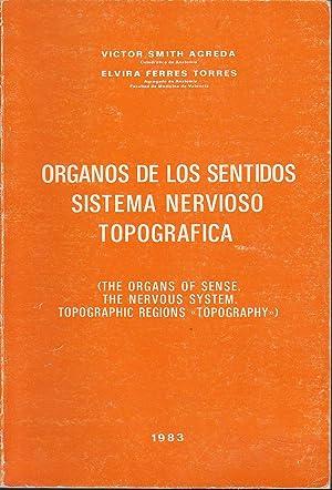ORGANOS DE LOS SENTIDOS SISTEMA NERVIOSO TOPOGRAFICA: VICTOR SMITH AGREDA
