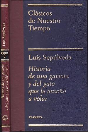 HISTORIA DE UNA GAVIOTA Y DEL GATO QUE LE ENSEÑO A VOLAR 1ªEDICION en Colecc Clá...