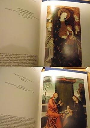 DE LA EDAD MEDIA AL ROMANTICISMO (Catálogo de Caylus 1993-1994) Ilustrado con láminas de las obras ...