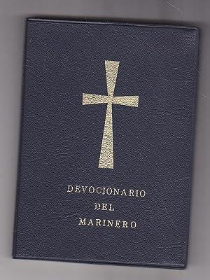 DEVOCIONARIO DEL MARINERO (ASISTENCIA RELIGIOSA DE LA: Lic. INOCENCIO LIEBANA