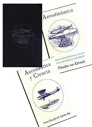 AERODINAMICA Temas seleccionados a la luz de su desarrollo histórico (Karman) + AERON&Aacute...
