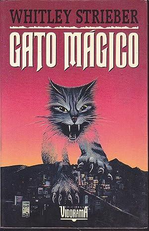 EL GATO MAGICO: WHITLEY STRIEBER trad Celia Filipetto